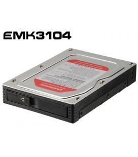 Adaptador bahia enermax 1 x 2.5 hdd a 3.5 rack