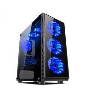 Caja ordenador gaming l-link avatar atx usb 3.0 sin fuente