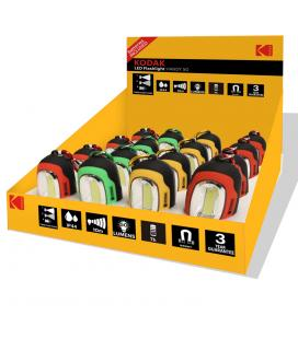 Expositor 24 linternas kodak handy 50 - Imagen 1