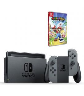 CONSOLA NINTENDO SWITCH GREY SÚPER