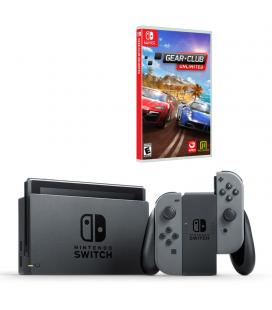 CONSOLA NINTENDO SWITCH GREY +