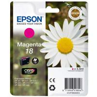 CARTUCHO MAGENTA EPSON CLARIA 18