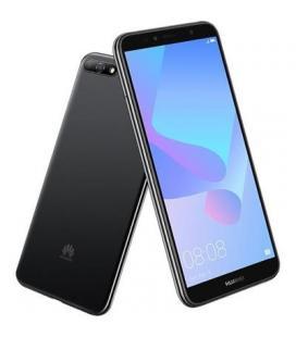 "HUAWEI Y6 2018 5.7"" HD Q1.4GHz 16GB 4G NFC Negro"