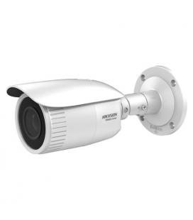 Cámara Tubular IP 2Mpx Hikvision.Lente varifocal motorizada 2,8-12mm.3D DNR/WDR.Exir IR30m.POE.IP67