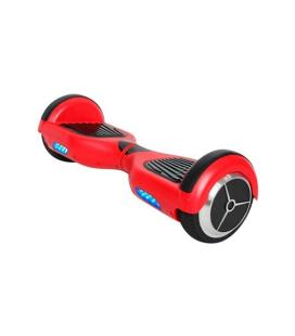 HOVERBOARD SKATEFLASH K6 RED + BOLSA DE TRANSPORTE