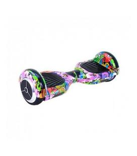 HOVERBOARD SKATEFLASH K6 COLORFUL + BOLSA DE TRANSPORTE