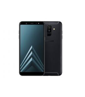 Samsung Galaxy A6+ SM-A605F SIM doble 4G 32GB Negro