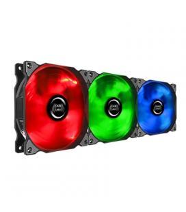Mars Gaming Ventilador MFRGBKIT 3 RGB FANS