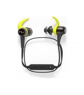Optoma BE Sport3 Dentro de oído Binaurale Inalámbrico Negro, Amarillo auriculares para móvil