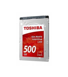 "DISCO DURO 2.5"" 500GB SATA 3 TOSHIBA 128MB L200 SLIM"