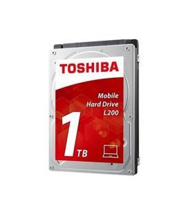 "DISCO DURO 2.5"" 1TB SATA 3 TOSHIBA 128MB L200 SLIM"