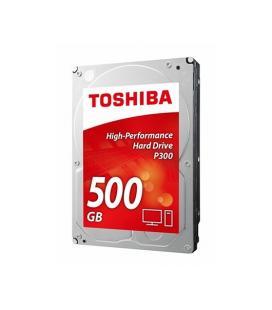 "DISCO DURO 3.5"" 500GB  SATA 3 TOSHIBA 64MB P300"
