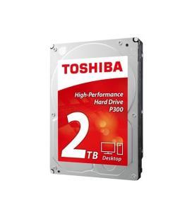 """DISCO DURO 3.5"""" 2TB  SATA 3 TOSHIBA 64MB P300"""