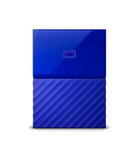 HD EXT USB3.0 2.5  2TB WD MY PASSPORT AZUL