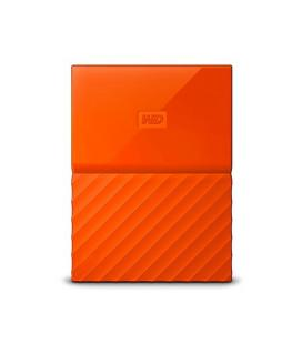 HD EXT USB3.0 2.5 2TB WD MY PASSPORT NARANJA