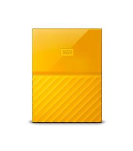 DISCO DURO EXT USB3.0 2.5 2TB WD MY PASSPOR AMARILLO