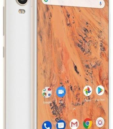 "SMARTPHONE BQ AQUARIS X2 5.65""  32GB 3GB BLANCO/BLANCO ARENA - Imagen 1"