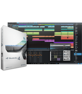 PreSonus Studio One 4 Artist Box - Imagen 1