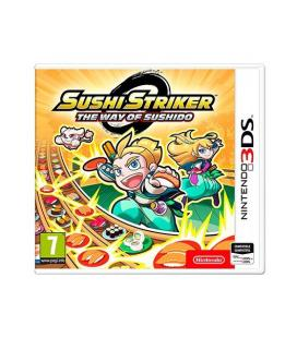 JUEGO NINTENDO 3DS SUSHI STRIKER THE WAY OF SUSHIDO - Imagen 1