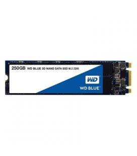 Western Digital WDS250G2B0B SSD M.2 2280 250GB Blu - Imagen 1