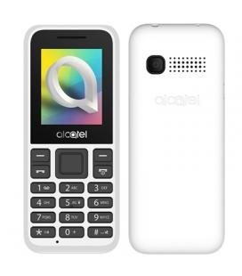 "Alcatel 1066D Telefono Movil 1.8"" QQVGA BT Blanco"