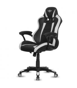 SILLA SPIRIT OF GAMER RACING WHITE