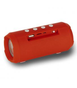 ALTAVOZ INALÁMBRICO NGS ROLLER TUMBLER RED - BLUETOOTH 4.2
