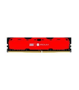 MODULO MEMORIA RAM DDR4 8GB PC2400 GOODRAM IRDM ROJO