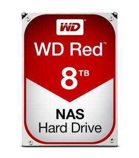 Western Digital Red Unidad de disco duro 8000GB Serial ATA III disco duro interno - Imagen 1