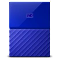 DISCO DURO EXTERNO WESTERN DIGITAL MY PASSPORT WORLDWIDE AZUL - 3TB - 2.52