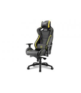 Sharkoon SHARK ZONE GS10 Silla para videojuegos de PC Asiento acolchado