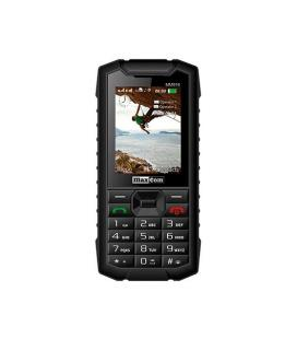 MOVIL SMARTPHONE MAXCOM STRONG MM916 NEGRO