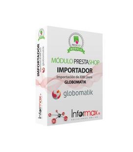 MÓDULO PRESTASHOP INFORMAX IMPORTADOR DE CATÁLOGO - Imagen 1