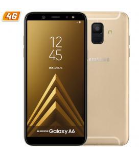 "SMARTPHONE SAMSUNG GALAXY A6 (2018) GOLD - 5.6"""