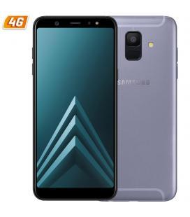 "SMARTPHONE SAMSUNG GALAXY A6 (2018) LAVENDER - 5.6"""
