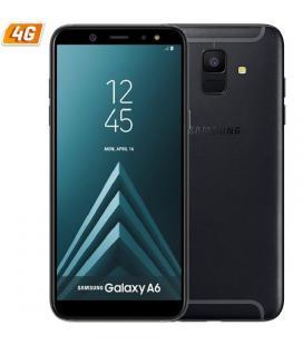 "SMARTPHONE SAMSUNG GALAXY A6 (2018) BLACK - 5.6"""