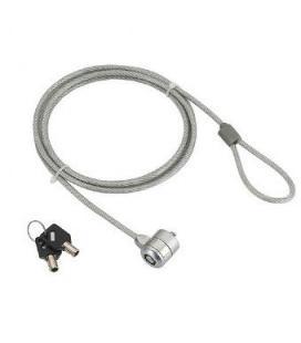 Gembird LK-K-01 1.8m Plata cable antirrobo