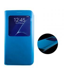 X-One Funda Libro Premium Samsung S7 Azul