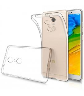 X-One Funda CARCASA 360 Xiaomi REDMI 5 PLUS Transp