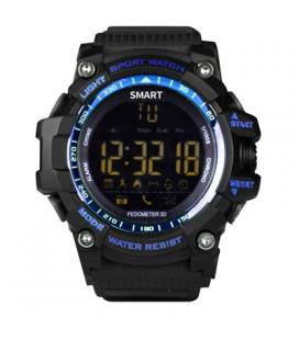 Brigmton BWATCH-G1 SmartWatch IP67 Azul