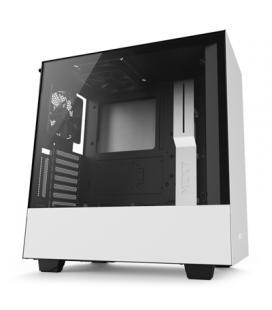 NZXT Caja SemiTorre H500i Matte White