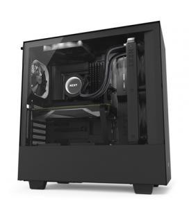 NZXT Caja SemiTorre H500i Matte Black