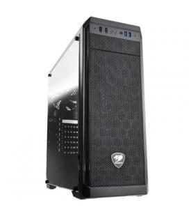 Cougar Caja Miditorre MX330-G Lateral Transparente
