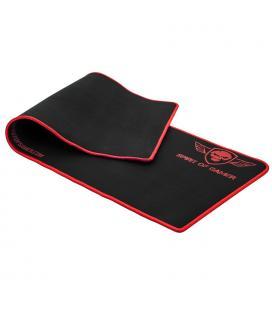 Alfombrilla spirit of gamer ultra red tamaño xxl - 300x780 - 5mm - base goma - compatibilidad ratón óptico y láser