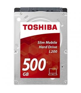 "Toshiba HDWK105UZSVA HD 500GB 2.5"" 5400rpm 8MB L200"