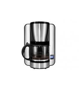 MEDION MD 16230 Independiente Cafetera de filtro 1.5L 12tazas Negro, Acero inoxidable - Imagen 1