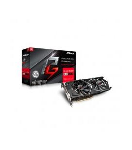 TARJETA GRÁFICA ASROCK PHANTOM GAMING X  RX570 8GB OC