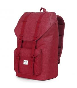 MOCHILA E-VITTA TOURISTER DARK RED
