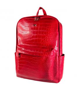 MOCHILA E-VITTA URBAN DARK RED