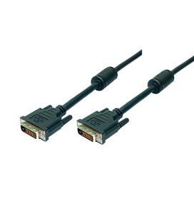 CABLE DVI-D(M) A DVI-D(M) LOGILINK 2M CD0001
